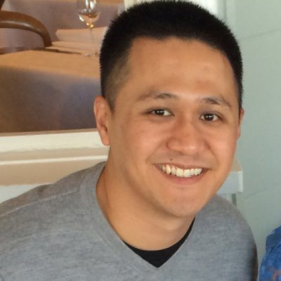 Image of Andrew Lau's face