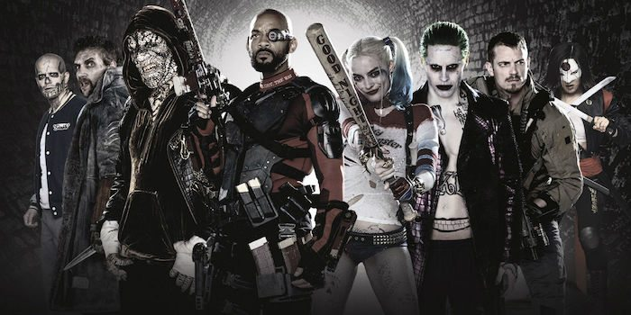 Image of Suicide Squad team members