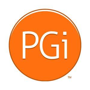 Image of PGi company logo Andrew Lau Copywriter's client