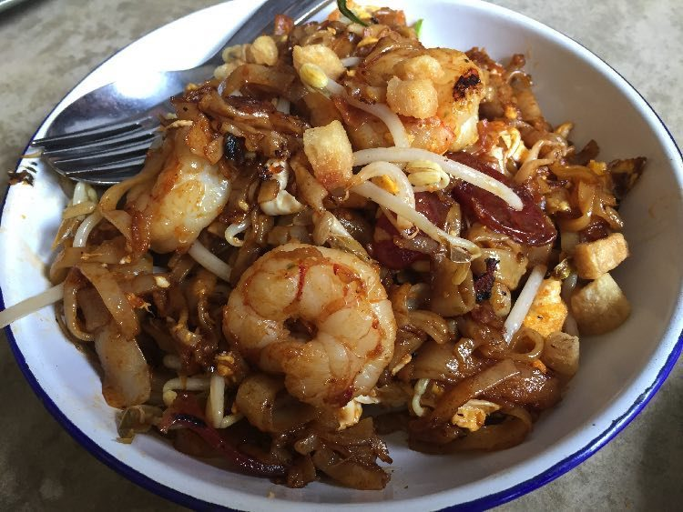 Image of Lucky Suzie char kway teow