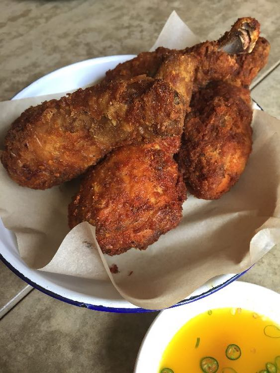 Image of Lucky Suzie Malaysian fried chicken drumsticks