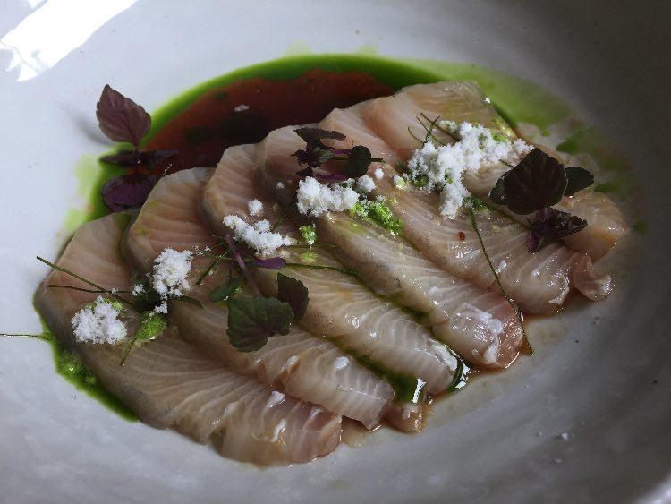 Image of Lucky Suzie Hiramasa kingfish sashimi